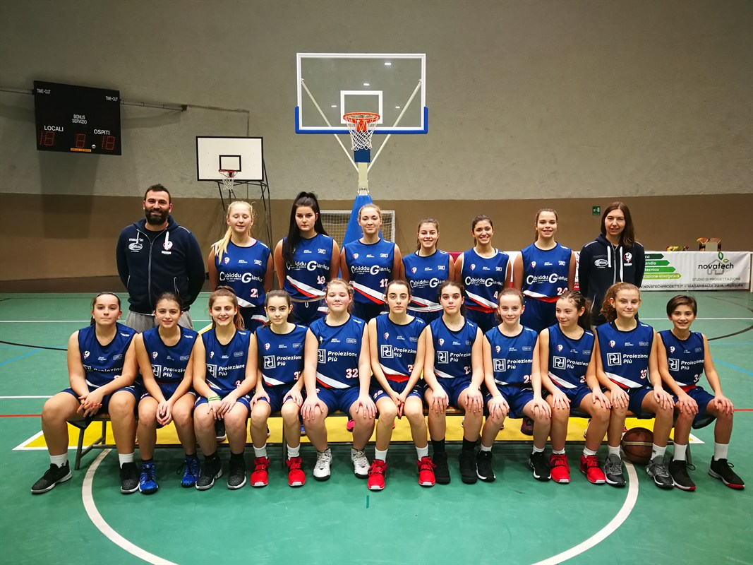 UNDER 16 F: VALTARESE - BASKET RUSSI 46-33