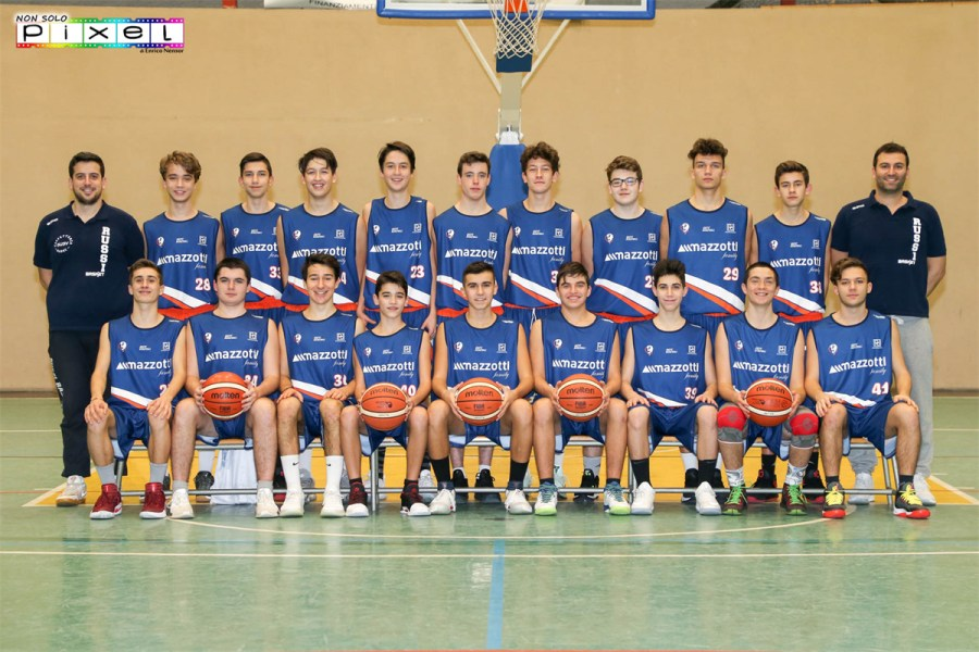 UNDER 18 M CSI: TIGERS FORLI' - BASKET RUSSI 49-68