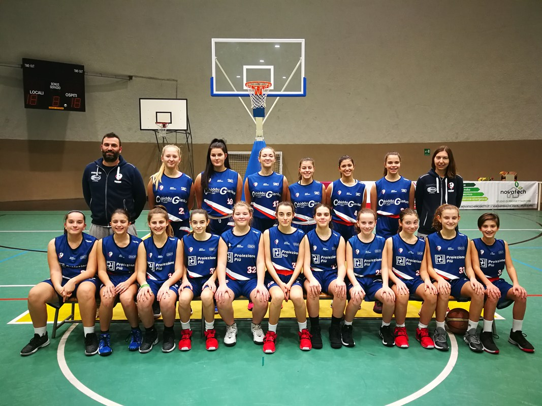 Under 16 F.  (Stag. 18/19)